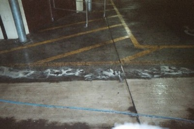 Parking Garage Pressure Washing Chicago